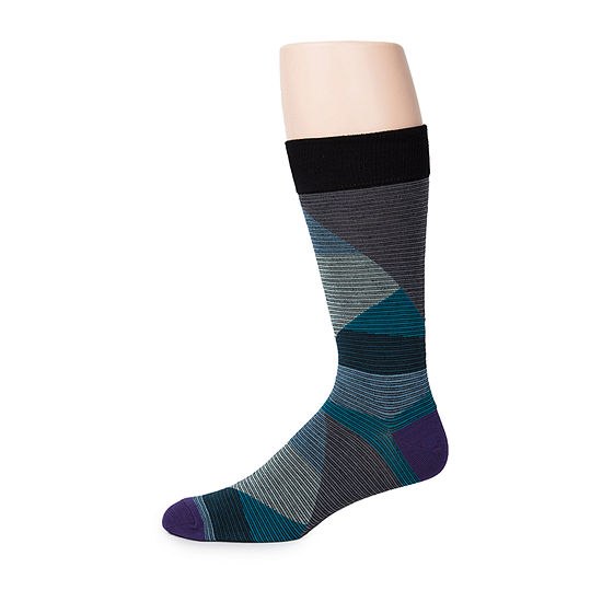 JF J.Ferrar 1 Pair Crew Socks-Mens