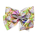 JoJo Siwa Pastel Unicorn Print 16th Birthday Bow With Gold Horn