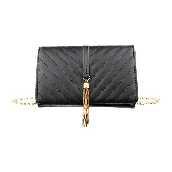 Olivia Miller Wallet Crossbody Bag