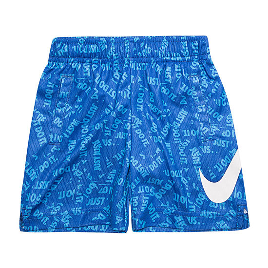 Nike Baby Boys Mid Rise Pull-On Short
