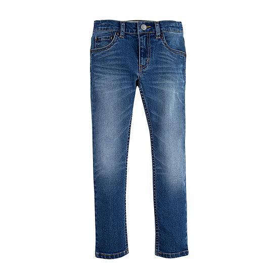 Levi's 511 Performance Little Boys Slim Slim Fit Jean