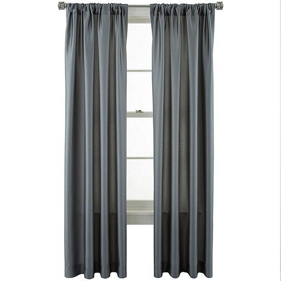 Studio Rod-Pocket Curtain Panel