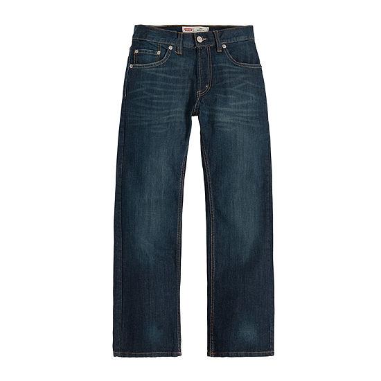 Levi's® 505™ Regular-Fit Jeans - Boys 8-20, Slim