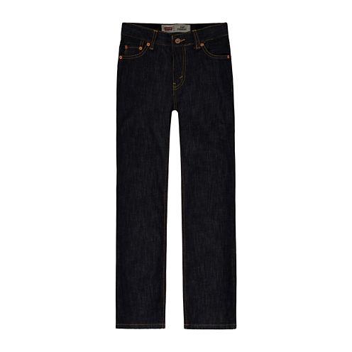Levi's® 514™ Straight-Fit Jeans - Boys 8-20, Slim and Husky