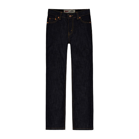 Levi's Big Kid Boys 514 Straight Leg Jean
