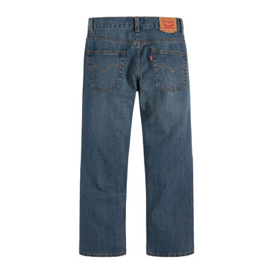 Levi's® 550™ Relaxed Fit Jeans Boys 8-20, Slim & Husky