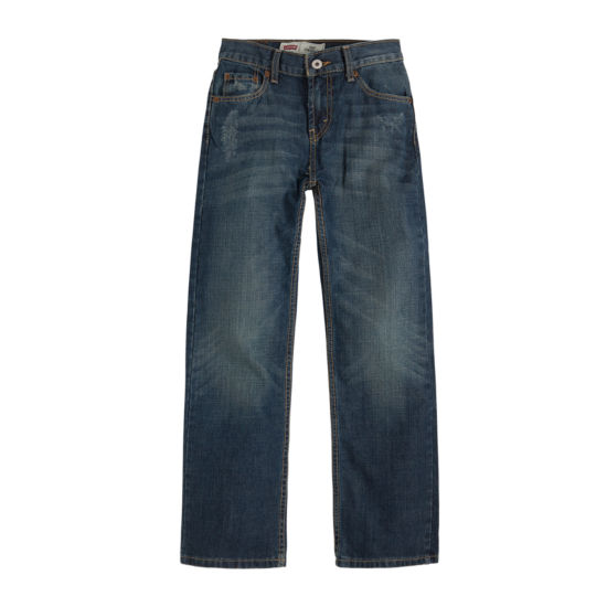 Levi's® 514™ Straight-Fit Jeans Boys 8-20, Slim & Husky