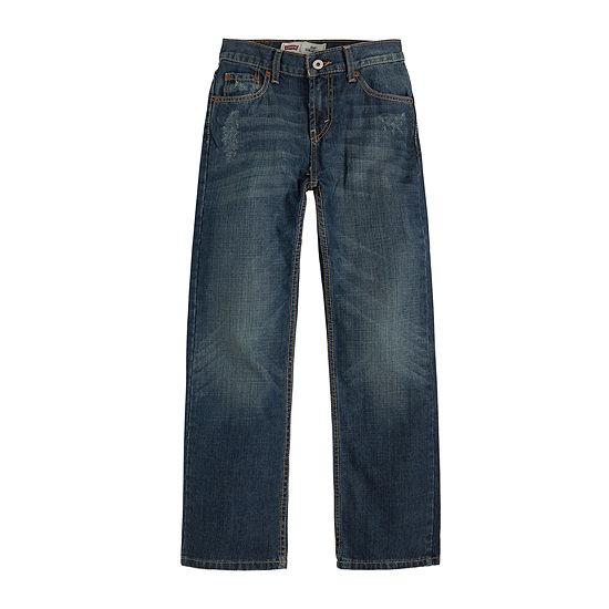 Levi's Big Boys 514 Straight Leg Jean