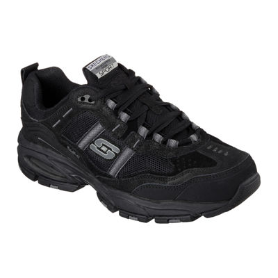 Skechers® Trait Mens Lace-Up Sneakers