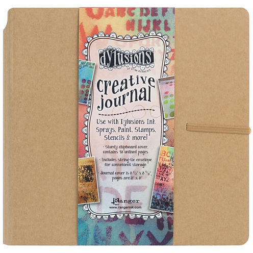 "Dyan Reaveley's 8x8"" Nature Creative Square Journal"