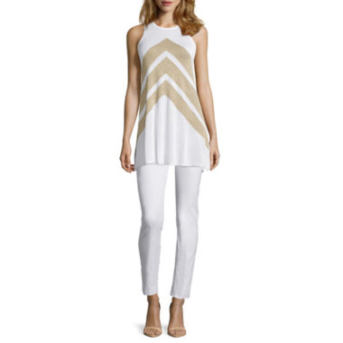 jcpenney.com | Worthington® Sharkbite Tunic or Ankle Pants