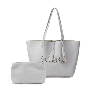 Olivia Miller Sorry Perf Tote W Accessories Tote Bag