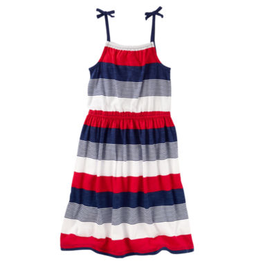 Oshkosh Sleeveless Dress - Preschool