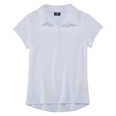 Izod Short Sleeve Performance Polo Girls 4-20 and Plus