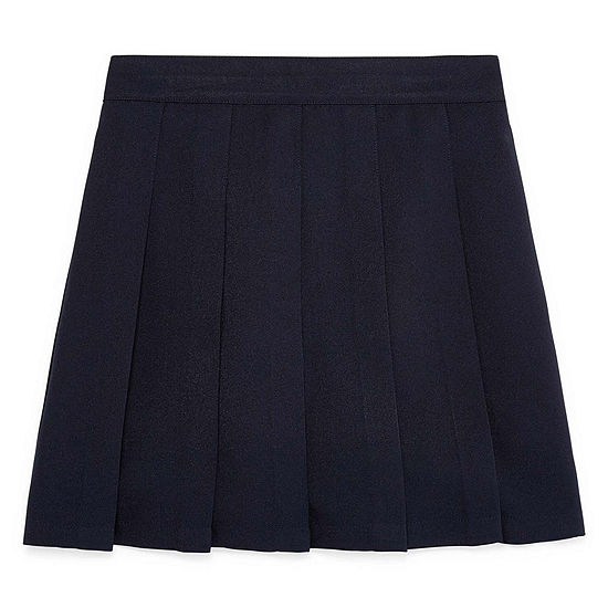 IZOD Comfort Waistband Little & Big Girls Scooter Skirt
