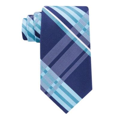 Stafford Plaid Tie