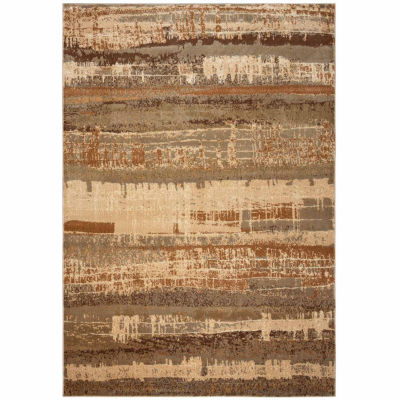 Rizzy Home Bellevue Graphic Rectangular Rugs