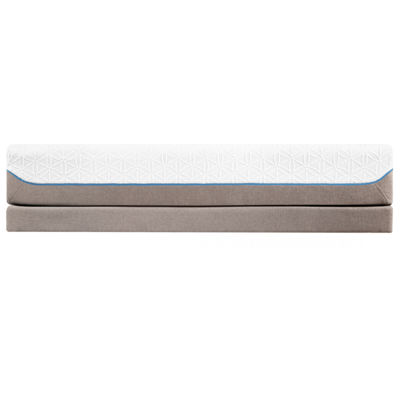 Tempur-Pedic Cloud Supreme Breeze Tight-Top Memory Foam Mattress + Box Spring