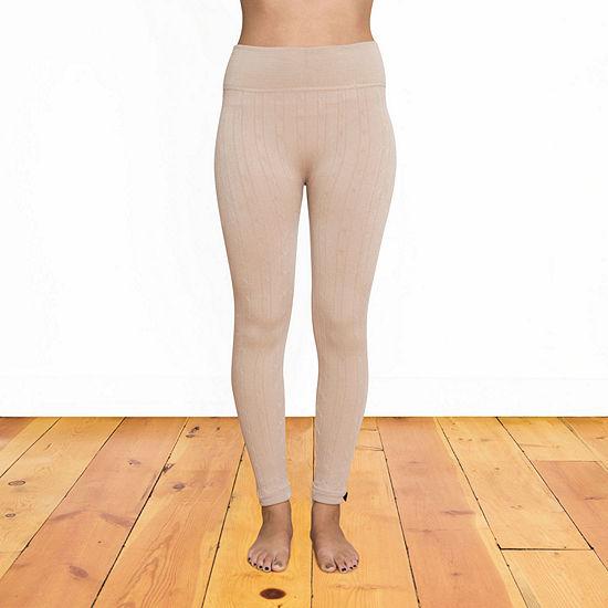 Muk Luks Womens Full Length Leggings