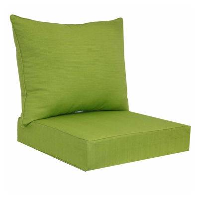Outdoor Oasis™ Deep Seat Chair Cushion Set