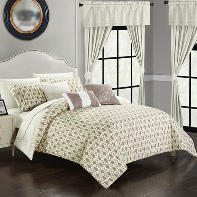 Chic Home Sigal 20-pc. Comforter Set