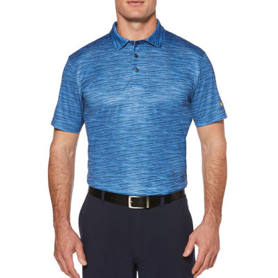 Jack Nicklaus Short Sleeve Pattern Polo Shirt