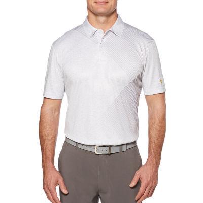 Jack Nicklaus Short Sleeve Panel Polo Shirt