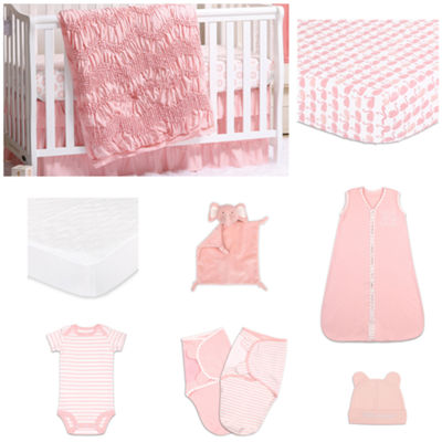 The Peanut Shell Jayden Crib Bedding Set