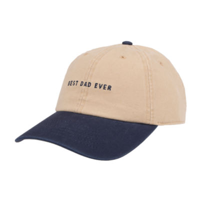 Two-Tone Best Dad Ever Dad Hat
