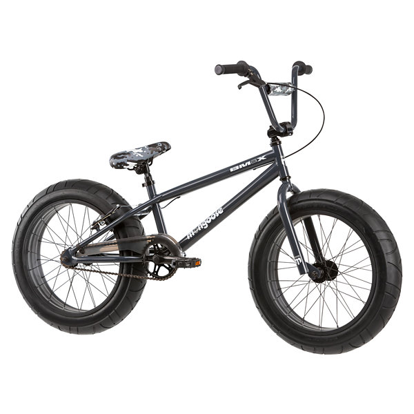 "Mongoose BMaX 20"" Boys Fat Tire Bike"