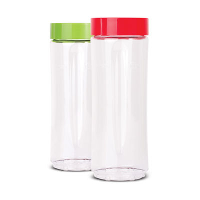 Euro Cuisine GYM2 Tritan Bottles with lid for Euro Cuisine Personal Blender - 2pcs