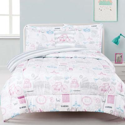 World Traveler Comforter Set