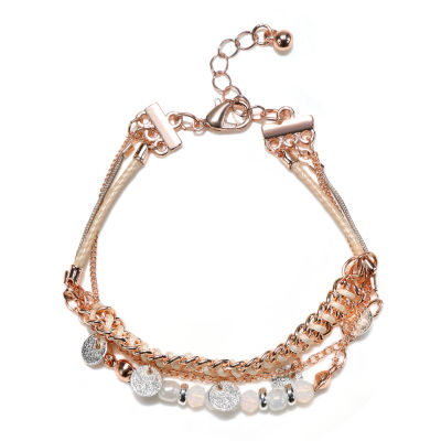 Mixit Delicates Womens Beaded Bracelet