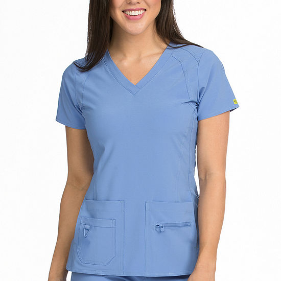 Med Couture 9416 Activate Refined V-neck Scrub Top