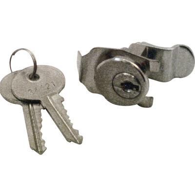 Prime Line S4127 5-Pin Tumbler Mail Box Locks