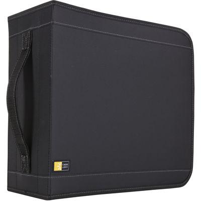 Case Logic CDW-320 Nylon CD Wallet - 336 Capacity
