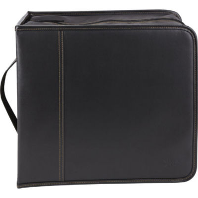Case Logic KSW-320 Koskin CD Wallet - 336 Capacity