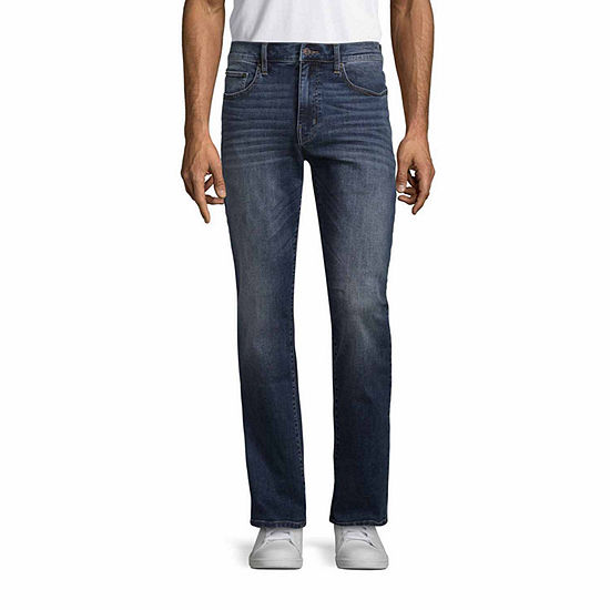 St. John's Bay Mens Stretch Slim Fit Jean