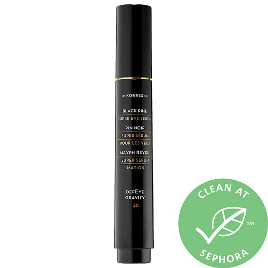 KORRES Black Pine 3D Eye-Lift Super Serum