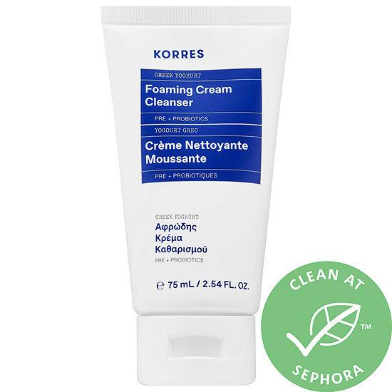 KORRES Greek Yoghurt Foaming Cream Cleanser Mini
