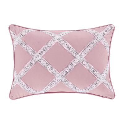 Royal Court Rosemary Boudoir Throw Pillow