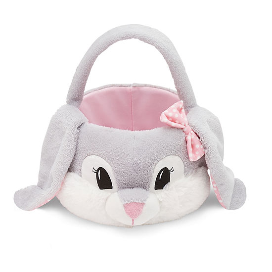 City Streets Easter Basket - Bunny