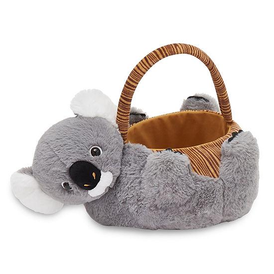 City Streets Easter Basket - Koala