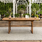 Catania Collection Patio Extendable Dining Table