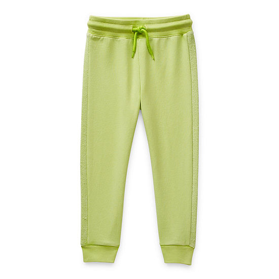 Thereabouts Toddler Boys Jogger Mid Rise Cuffed Sweatpant