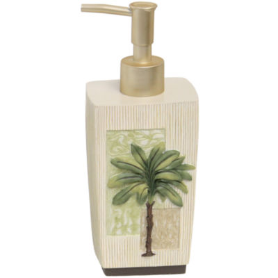 Bacova Citrus Palm Soap Dispenser