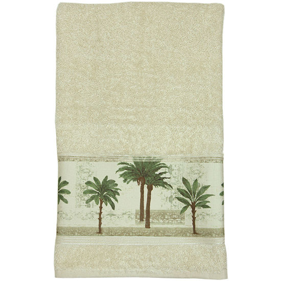 Bacova Citrus Palm Bath Towel