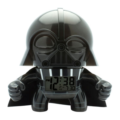 "Bulb Botz Star Wars® Darth Vader 7.5"" Tall Digital Alarm Clock"