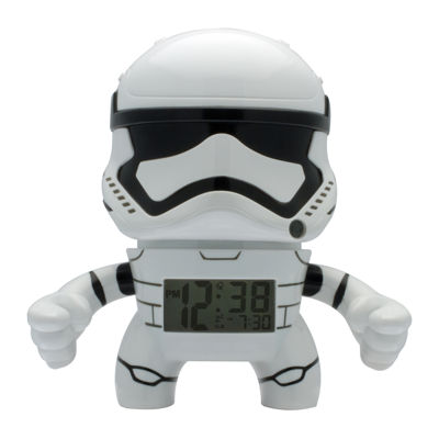 "Star Wars® Bulb Botz Episode 7 Storm Trooper 3.5"" Tall Alarm Clock"