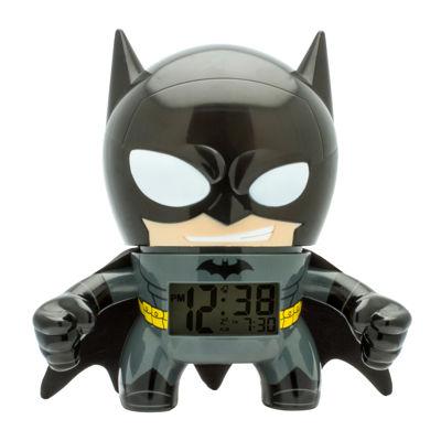 """DC Comics® Universe Super Heroes Batman 7.5"""" Tall Alarm Clock"""